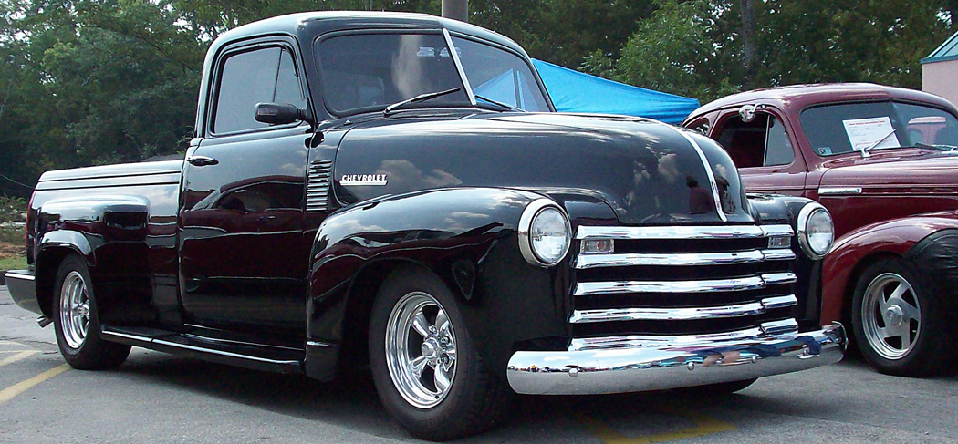 Chevrolet Pickup 1953 foto - 3