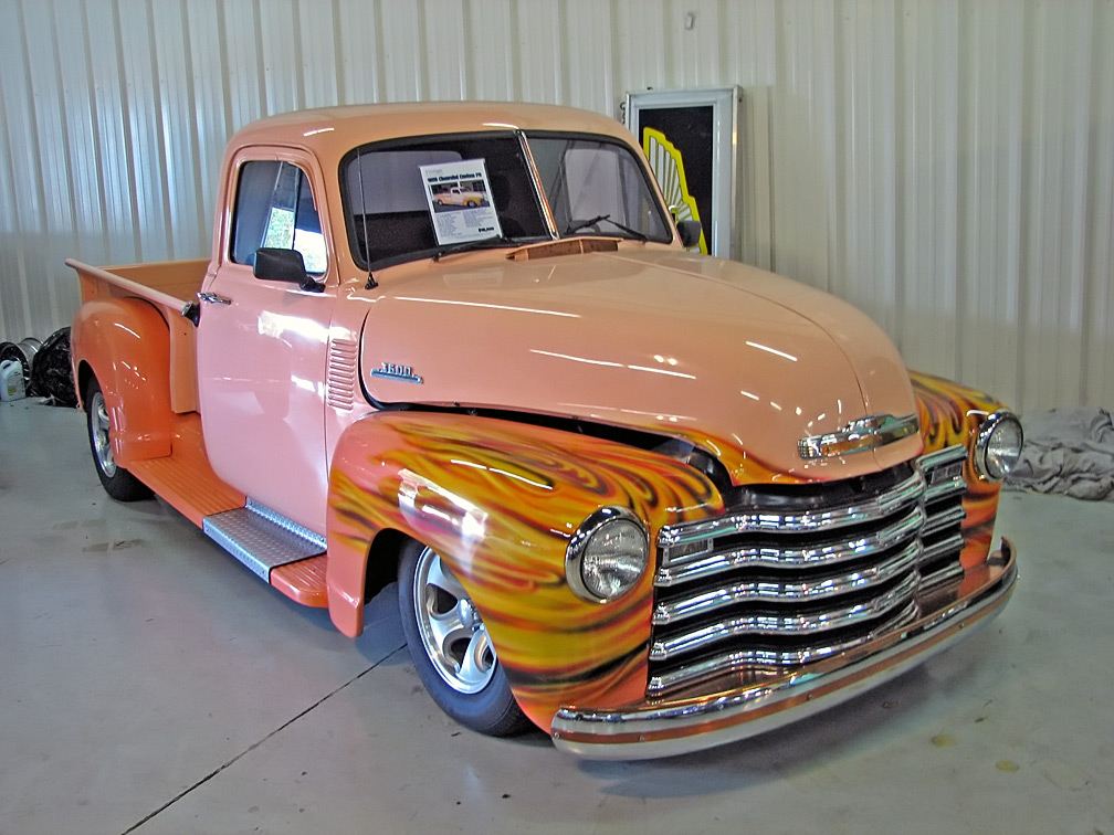 Chevrolet Pickup 1953 foto - 4