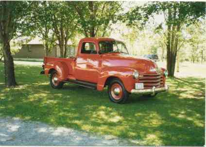 Chevrolet Pickup 1953 foto - 5