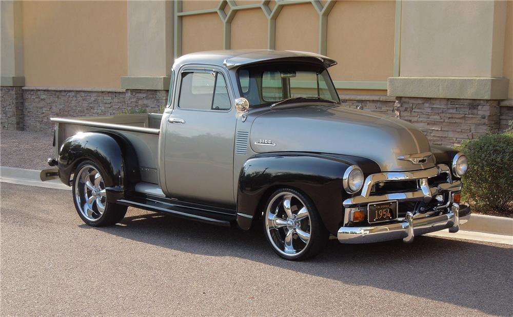 Chevrolet Pickup 1954 foto - 2
