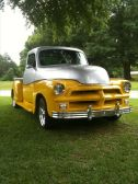 Chevrolet Pickup 1954 foto - 3