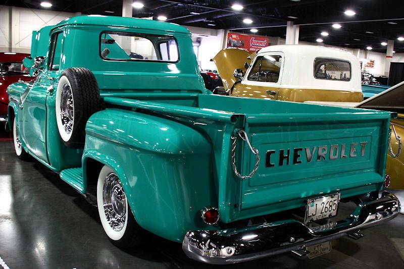 Chevrolet Pickup 1955 foto - 1