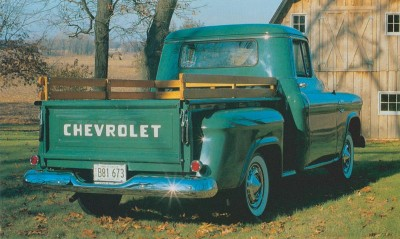 Chevrolet Pickup 1955 foto - 2