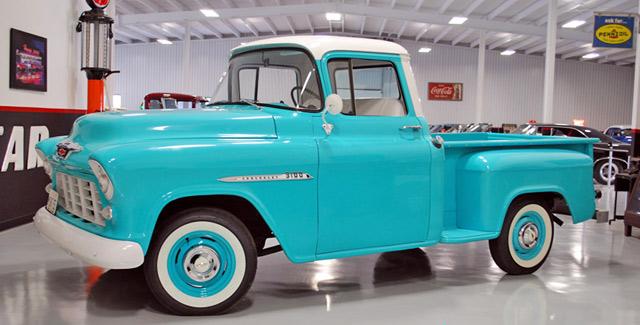 Chevrolet Pickup 1955 foto - 4
