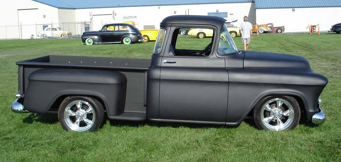 Chevrolet Pickup 1956 foto - 1