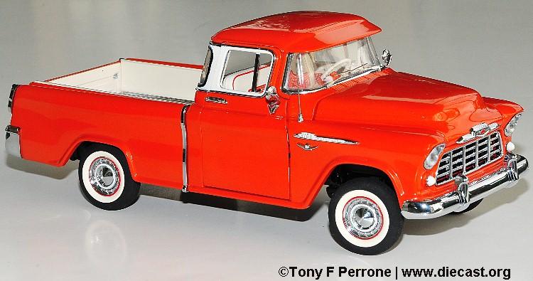 Chevrolet Pickup 1956 foto - 3
