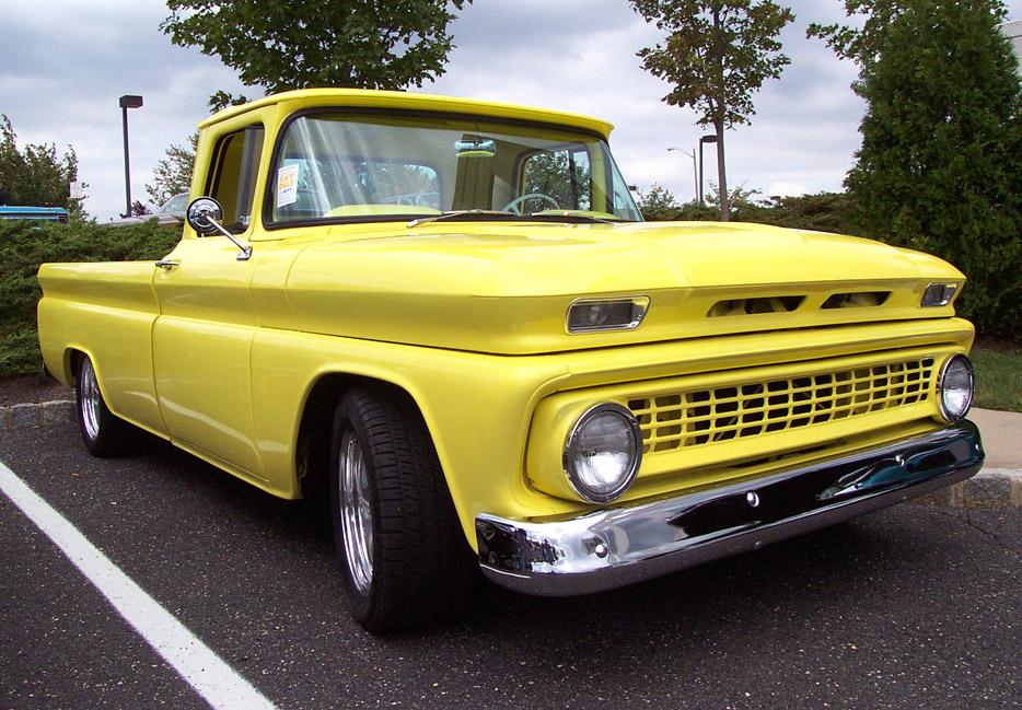 Chevrolet Pickup 1956 foto - 4