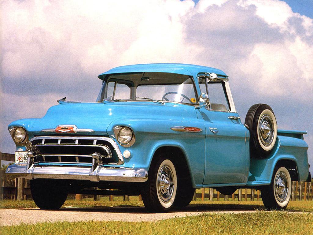 Chevrolet Pickup 1957 foto - 1