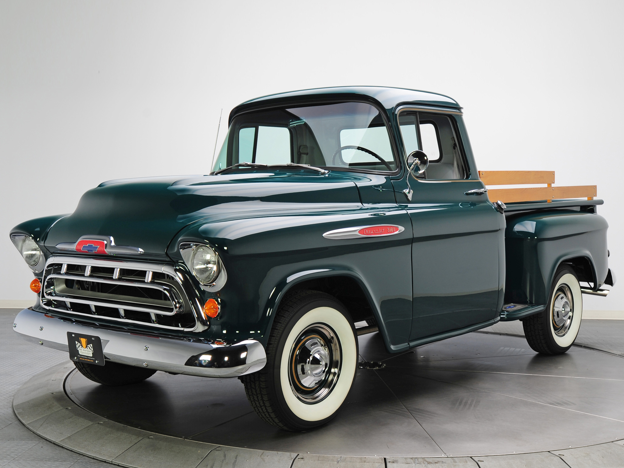 Chevrolet Pickup 1957 foto - 2