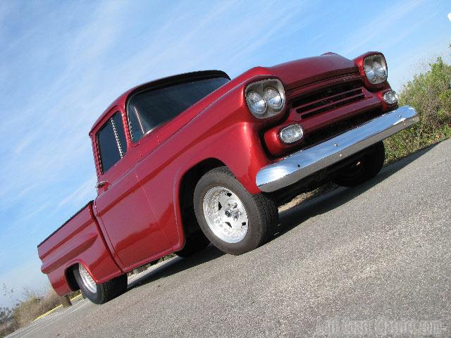 Chevrolet Pickup 1958 foto - 2