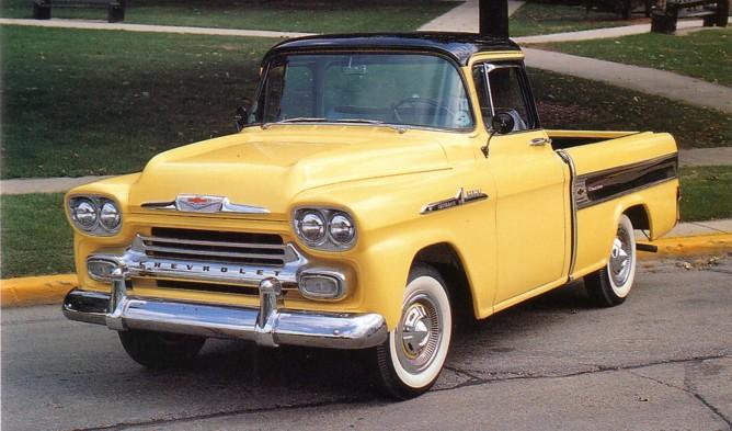 Chevrolet Pickup 1958 foto - 4