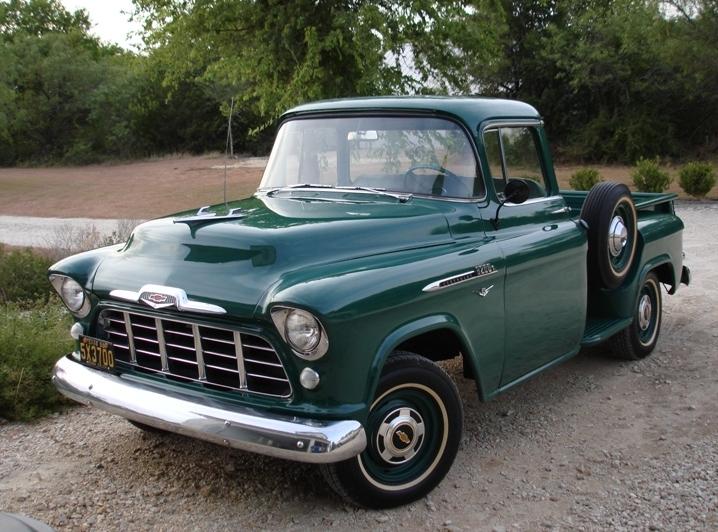 Chevrolet Pickup 1958 foto - 5