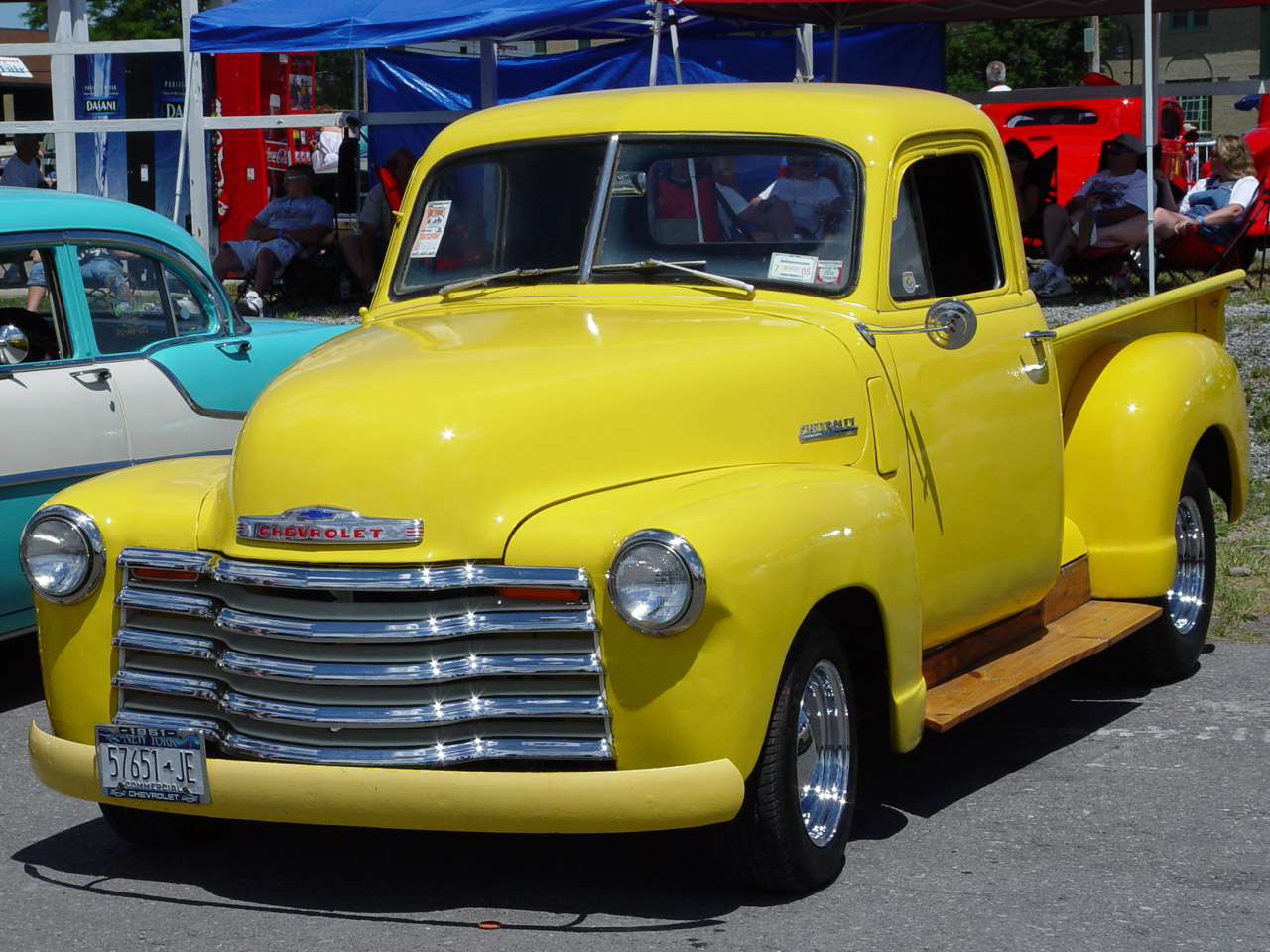 Chevrolet Pickup 1959 foto - 1