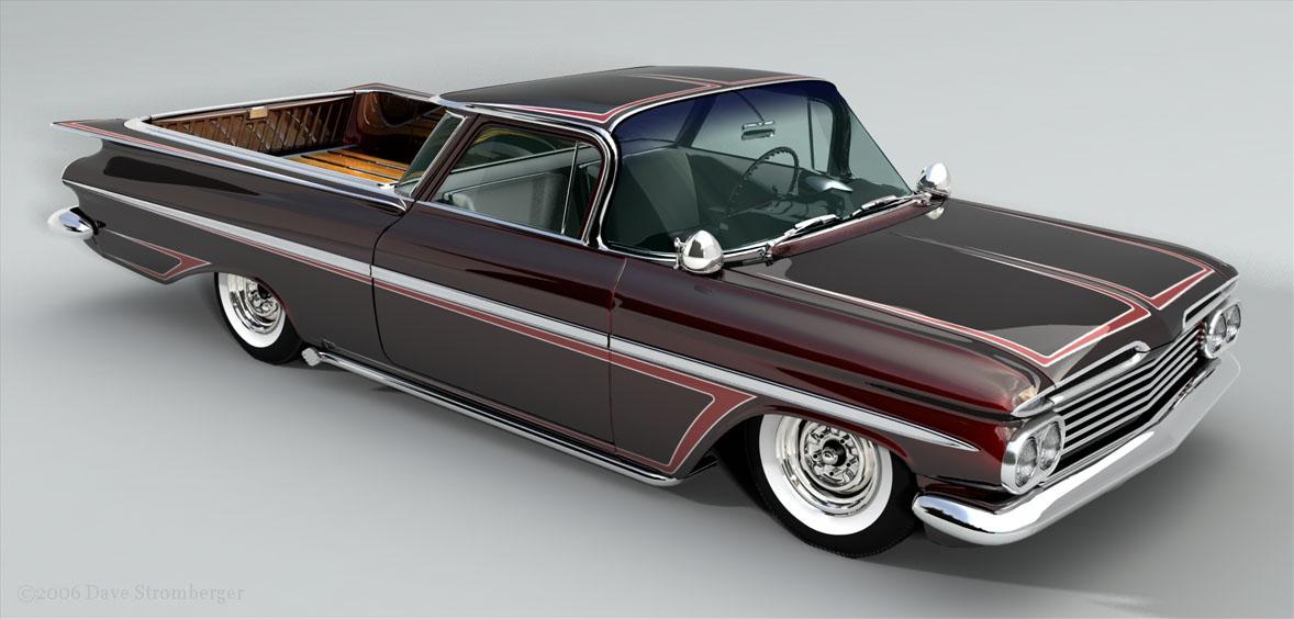 Chevrolet Pickup 1959 foto - 4