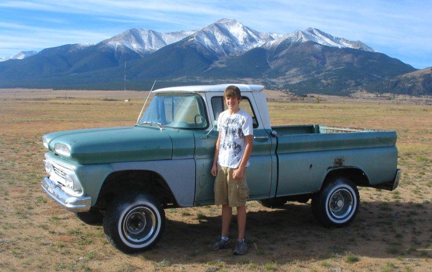 Chevrolet Pickup 1960 foto - 2