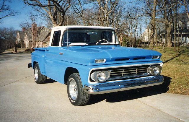 Chevrolet Pickup 1962 foto - 1