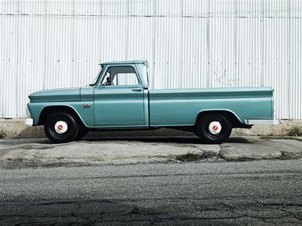 Chevrolet Pickup 1962 foto - 2