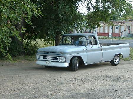 Chevrolet Pickup 1962 foto - 3