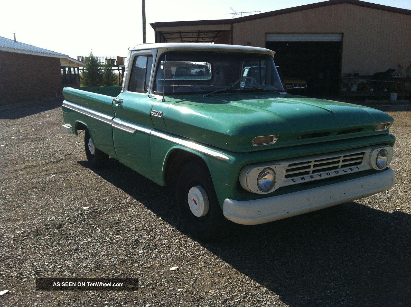 Chevrolet Pickup 1962 foto - 4