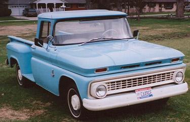 Chevrolet Pickup 1963 foto - 1
