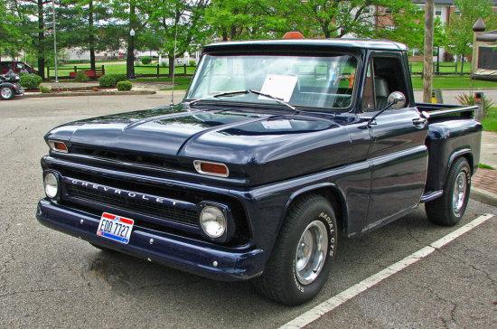 Chevrolet Pickup 1963 foto - 3