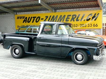 Chevrolet Pickup 1964 foto - 3