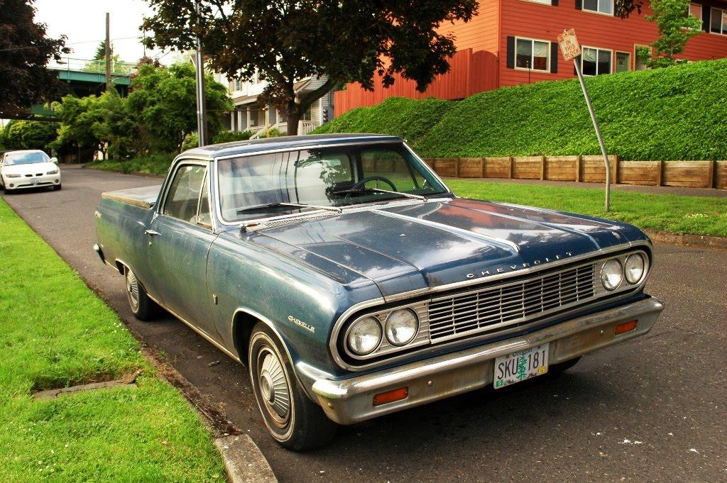 Chevrolet Pickup 1964 foto - 4