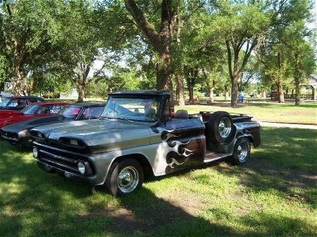 Chevrolet Pickup 1965 foto - 3