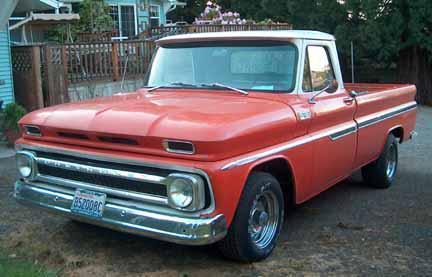 Chevrolet Pickup 1965 foto - 5