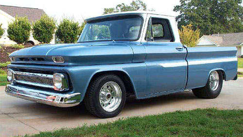 Chevrolet Pickup 1966 foto - 1
