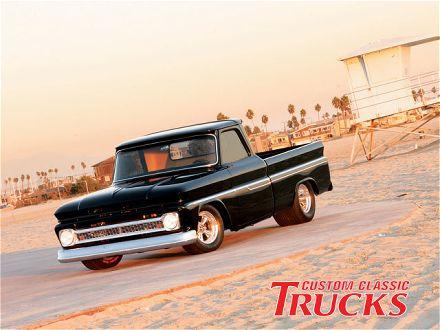 Chevrolet Pickup 1966 foto - 2