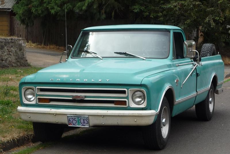 Chevrolet Pickup 1967 foto - 2