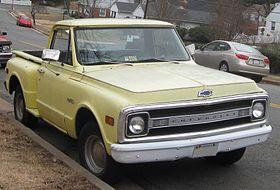 Chevrolet Pickup 1967 foto - 3