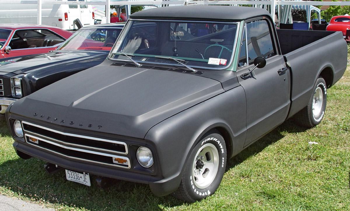 Chevrolet Pickup 1967 foto - 4