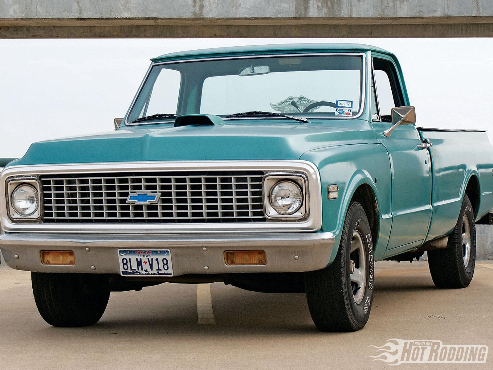 Chevrolet Pickup 1968 foto - 1