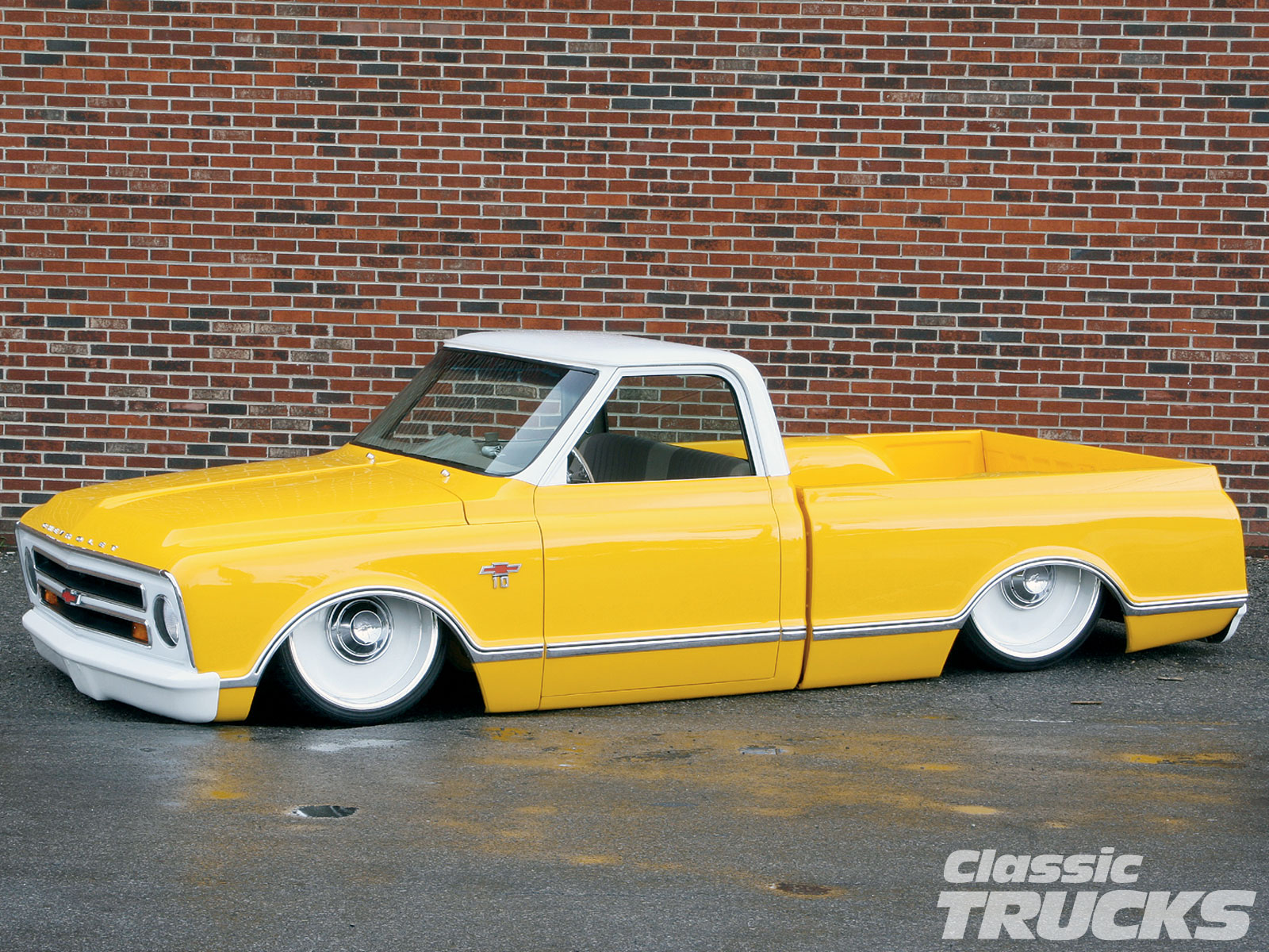 Chevrolet Pickup 1968 foto - 3