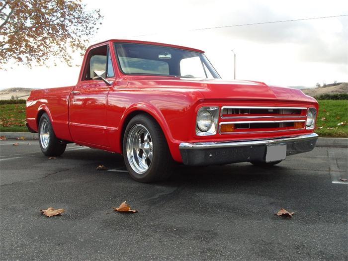 Chevrolet Pickup 1969 foto - 4
