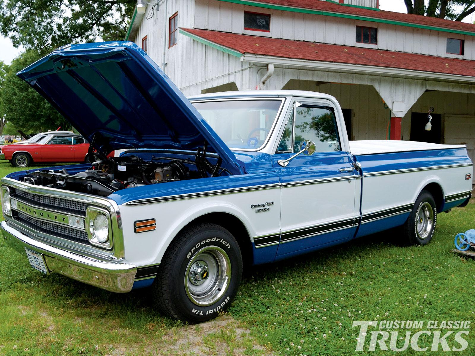 Chevrolet Pickup 1970 foto - 2