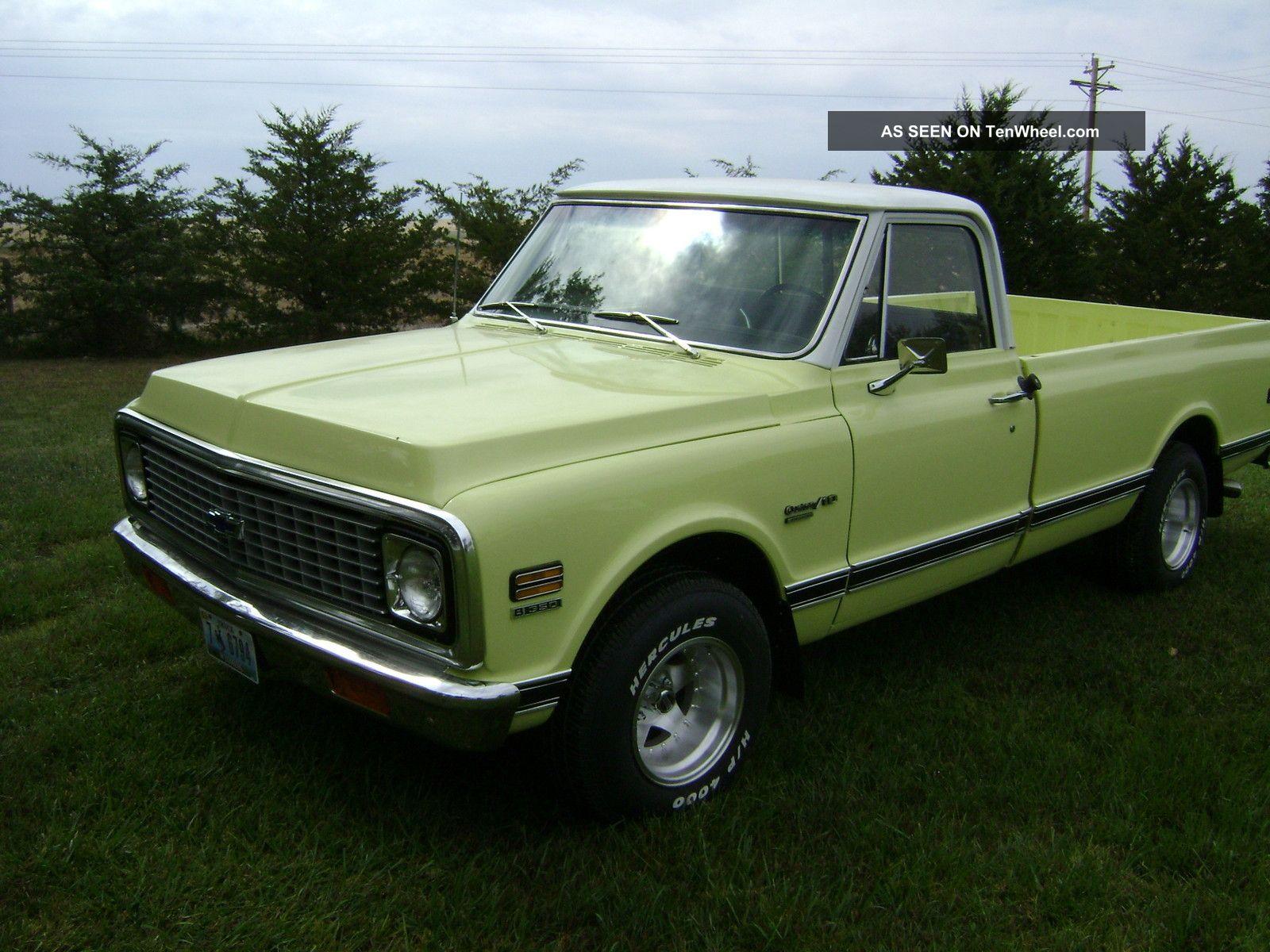 Chevrolet Pickup 1972 foto - 2