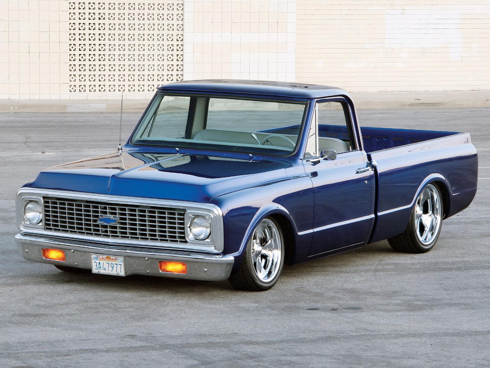 Chevrolet Pickup 1972 foto - 4