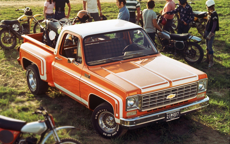 Chevrolet Pickup 1976 foto - 1