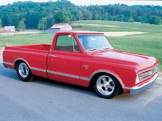 Chevrolet Pickup 1976 foto - 3