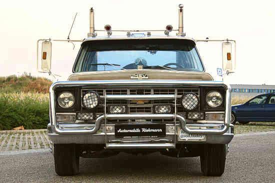 Chevrolet Pickup 1976 foto - 4