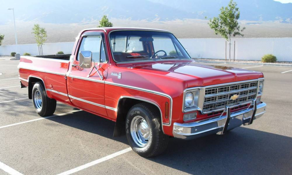 Chevrolet Pickup 1978 foto - 1