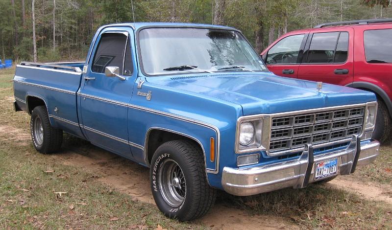 Chevrolet Pickup 1978 foto - 3