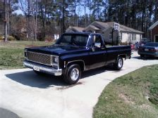Chevrolet Pickup 1980 foto - 3