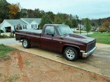 Chevrolet Pickup 1985 foto - 5