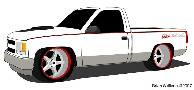 Chevrolet Pickup 1988 foto - 2
