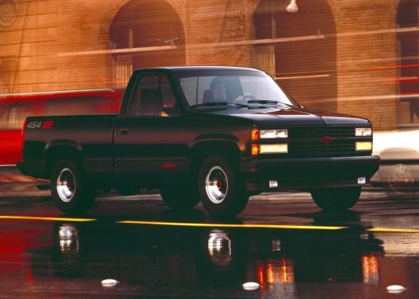 Chevrolet Pickup 1991 foto - 5