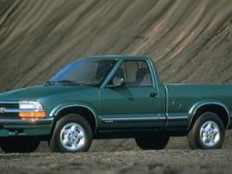 Chevrolet Pickup 1998 foto - 2